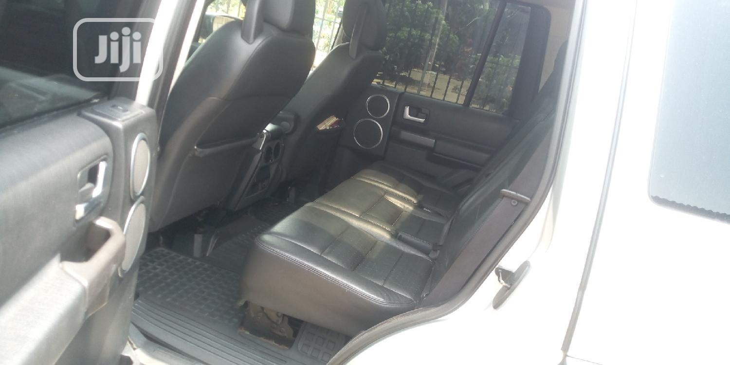 Land Rover LR3 2006 HSE Silver | Cars for sale in Port-Harcourt, Rivers State, Nigeria