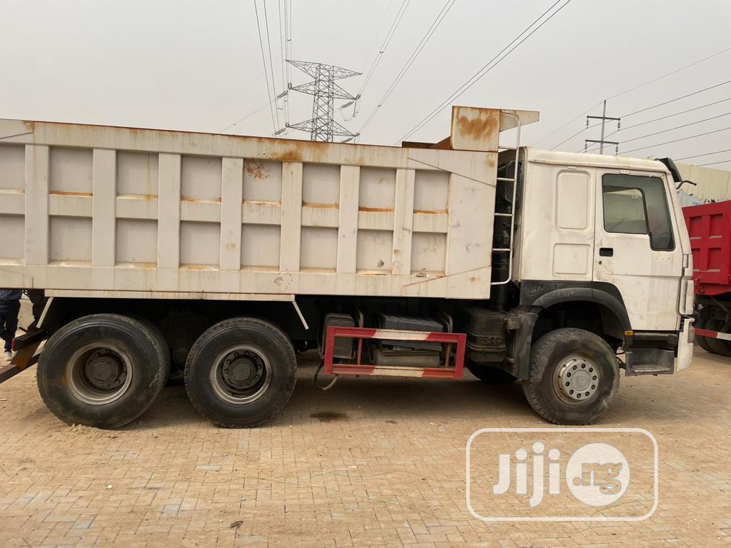 Archive: Howo Sinock Dump Truck