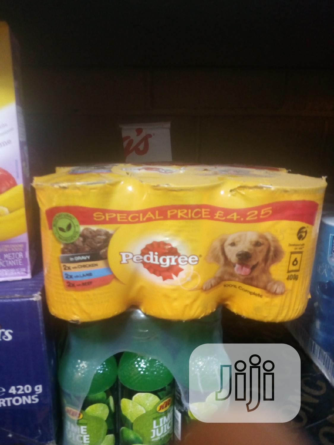Pedigree Dog Food | Pet's Accessories for sale in Wuse, Abuja (FCT) State, Nigeria