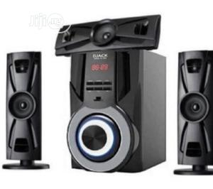 Djack Heavy Duty 3.1ch Bluetooth Home Theatre Sound System   Audio & Music Equipment for sale in Lagos State, Ikeja
