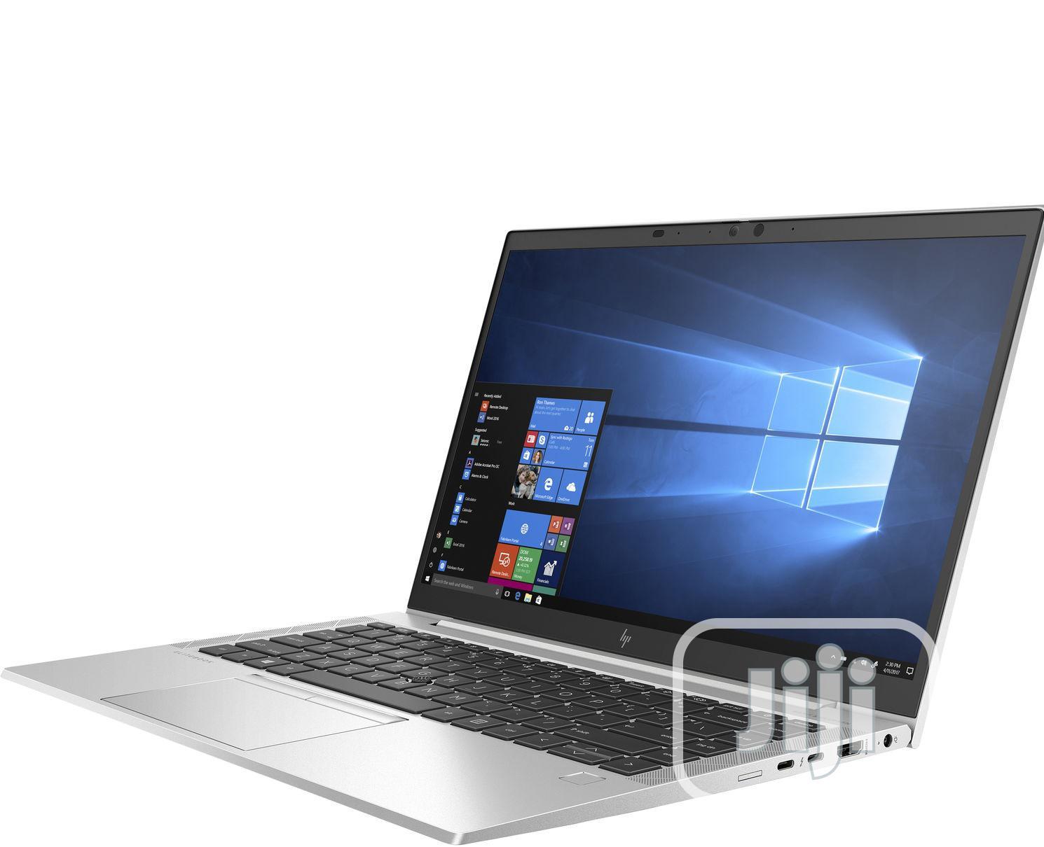 New Laptop HP EliteBook 840 8GB Intel Core i7 256GB | Laptops & Computers for sale in Ikeja, Lagos State, Nigeria