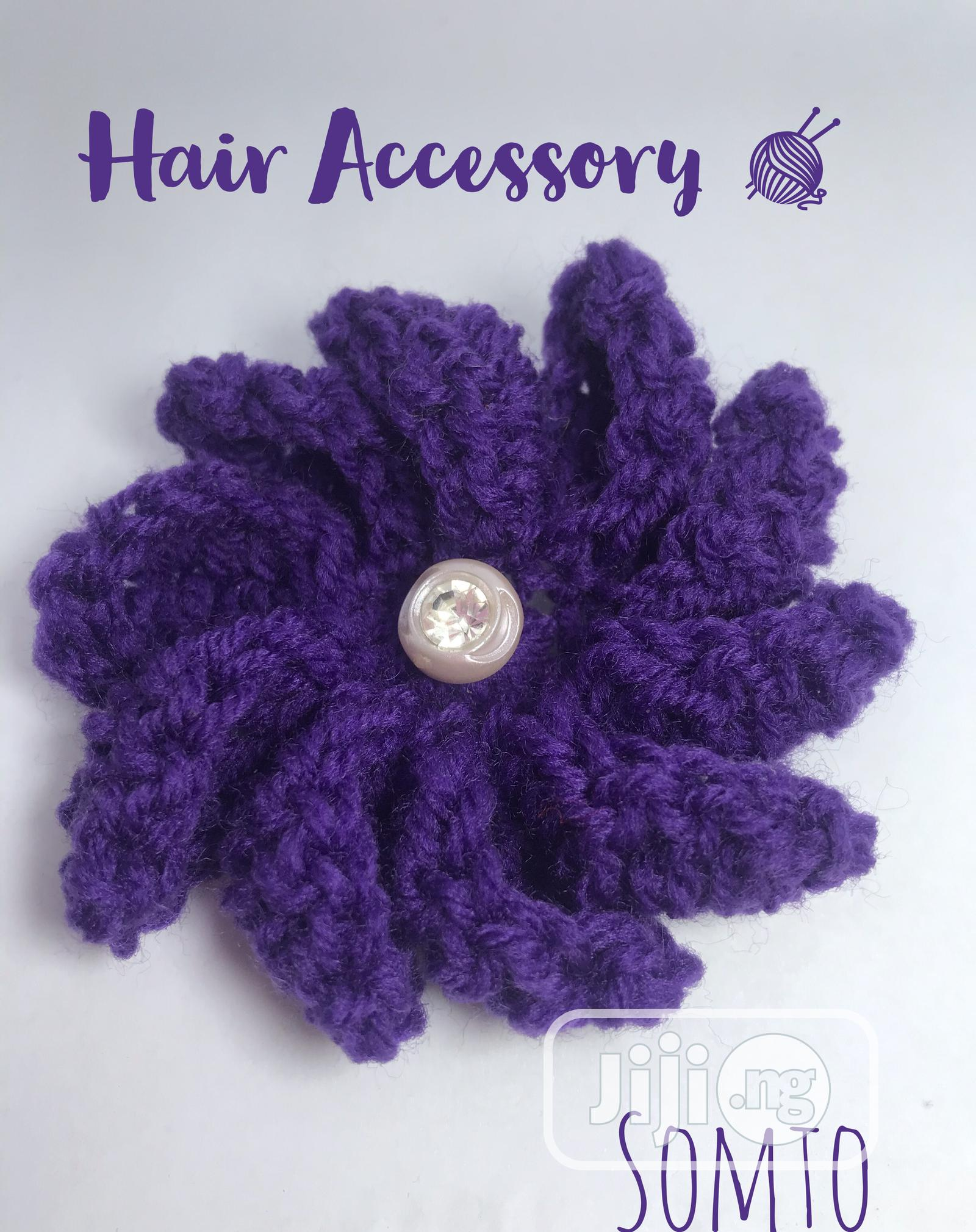 Crotchet Hair Accessory