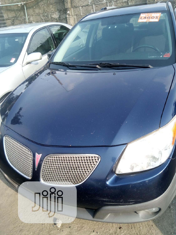 Pontiac Vibe 2005 Blue
