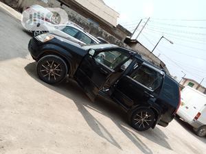 Honda CR-V 2004 Black   Cars for sale in Lagos State, Alimosho
