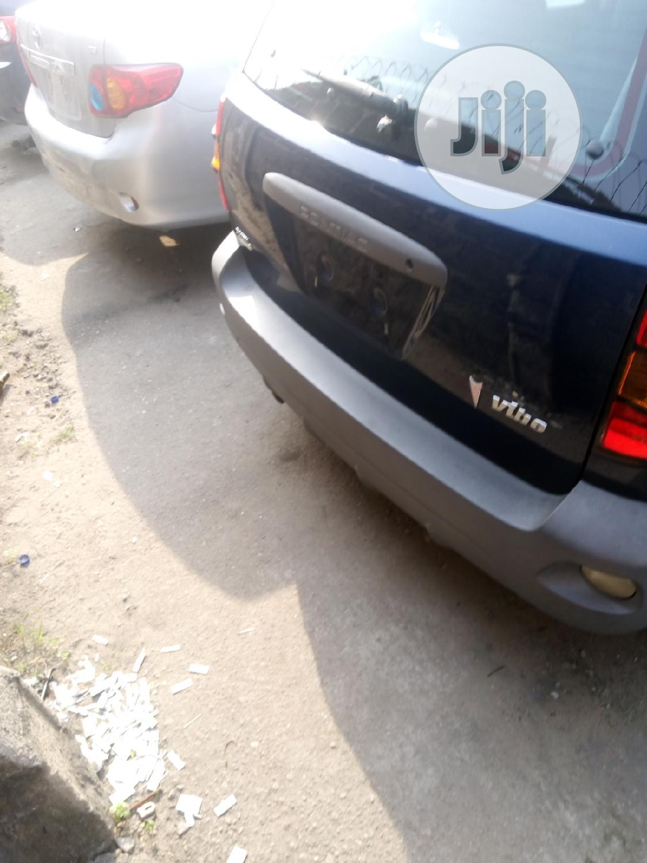 Pontiac Vibe 2005 Blue | Cars for sale in Apapa, Lagos State, Nigeria