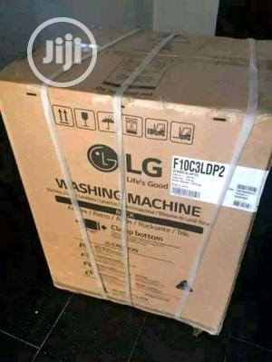 LG Washing Machine Front Loader 10kg   Home Appliances for sale in Lagos State, Ikeja