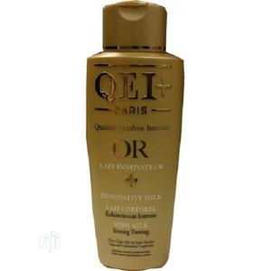 QEI+ Paris OR Innovative Strong Toning Body Milk - 500ml | Skin Care for sale in Lagos State, Ipaja