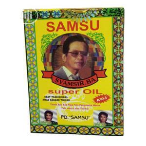 Samsu Super Effective Delay/Premature Ejaculation Oil   Sexual Wellness for sale in Lagos State, Alimosho