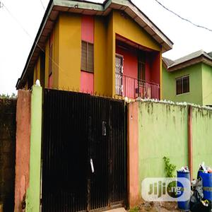 2bedroom Flat 2toilets, 2baths, All Round Tiled | Houses & Apartments For Rent for sale in Lagos State, Abule Egba