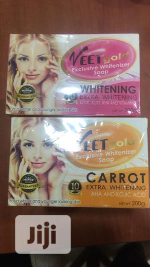 Veet Gold Exclusive Whitenizer Tablet Soap   Bath & Body for sale in Lagos State, Ojo