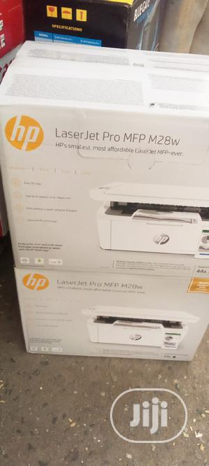 HP Laserjet Pro MFP M28W Printer   Printers & Scanners for sale in Lagos State, Ikeja
