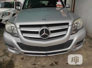 Mercedes-Benz GLK-Class 2013 350 4MATIC Silver   Cars for sale in Lagos State, Ikeja