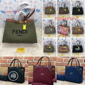 Original Fendi. Lamis And Dkny Bag All Turkey Brand   Bags for sale in Lagos State, Ikoyi