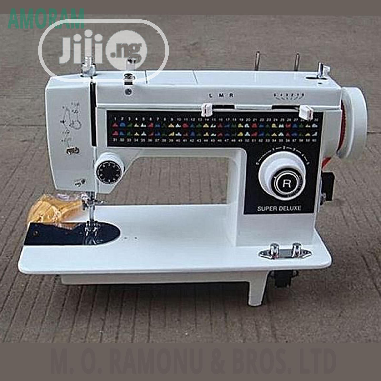 Original Butterfly Industrial Zigzag Sewing Machine