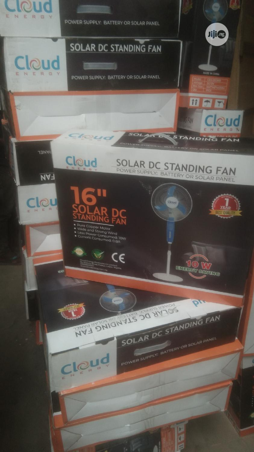 Solar Dc Standing Fan | Solar Energy for sale in Ajah, Lagos State, Nigeria
