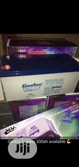 Gaston 200ah Battery | Solar Energy for sale in Lagos State, Ikeja