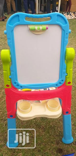 Erasable Kids Magnetic Board With Stand and Accessories | Toys for sale in Abuja (FCT) State, Gwarinpa