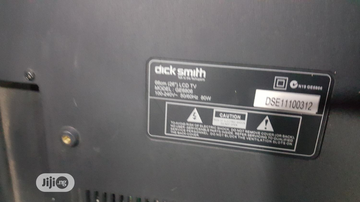 Dicksmith Lcd 26inches | TV & DVD Equipment for sale in Alimosho, Lagos State, Nigeria
