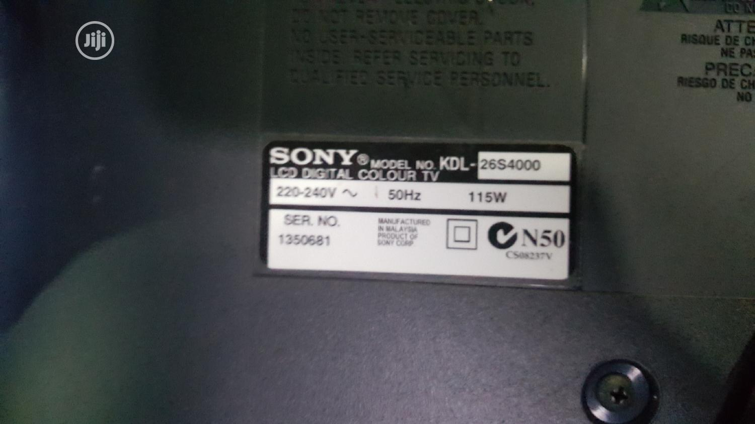 Sony Tv 26inches | TV & DVD Equipment for sale in Alimosho, Lagos State, Nigeria
