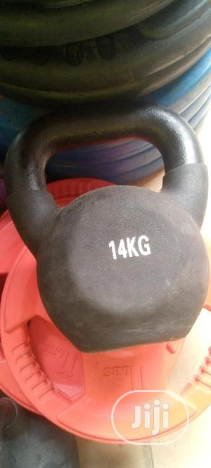 High Quality Kettlebell 14kg | Sports Equipment for sale in Rivers State, Port-Harcourt
