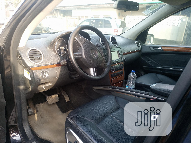 Mercedes-Benz GL Class 2007 GL 450 Black | Cars for sale in Surulere, Lagos State, Nigeria