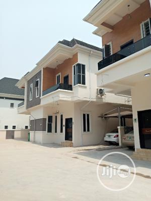 Luxurious Serviced 4 Bedroom Duplex | Houses & Apartments For Rent for sale in Lekki, Chevron