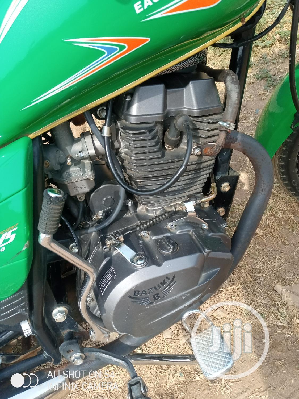 Suzuki Bike 2020 Green