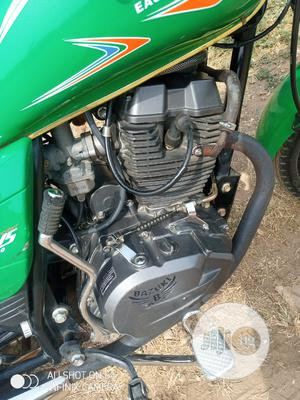 Suzuki Bike 2020 Green | Motorcycles & Scooters for sale in Oyo State, Oluyole