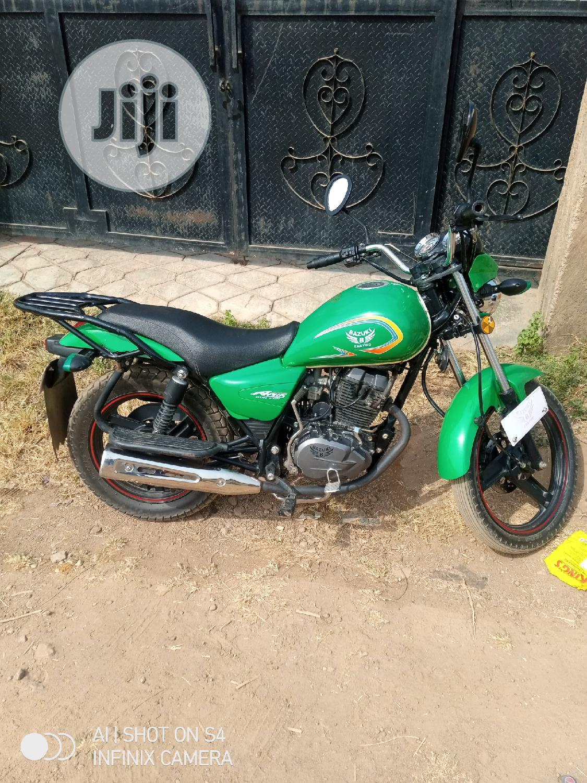 Suzuki Bike 2020 Green | Motorcycles & Scooters for sale in Oluyole, Oyo State, Nigeria