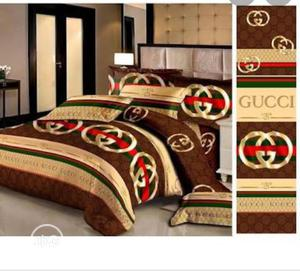 Gucci Designed Set of Duvet | Home Accessories for sale in Lagos State, Ajah