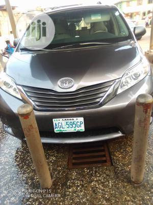 Toyota Sienna 2012 Gray | Cars for sale in Ogun State, Sagamu