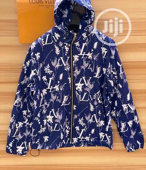 LV Windbreaker Jacket | Clothing for sale in Lagos State, Lagos Island (Eko)