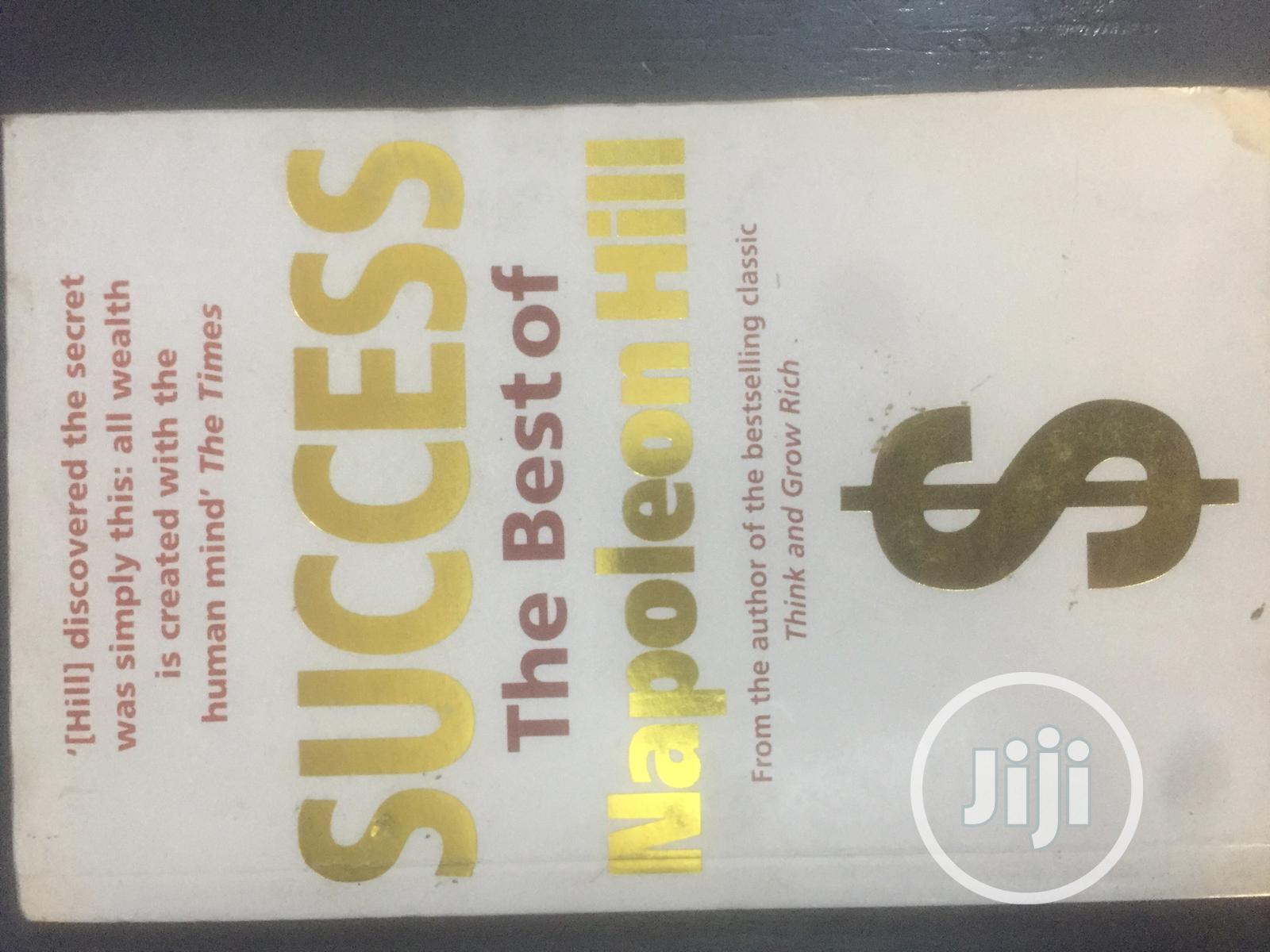 Archive: SUCCESS: The Best of Napoleon Hill