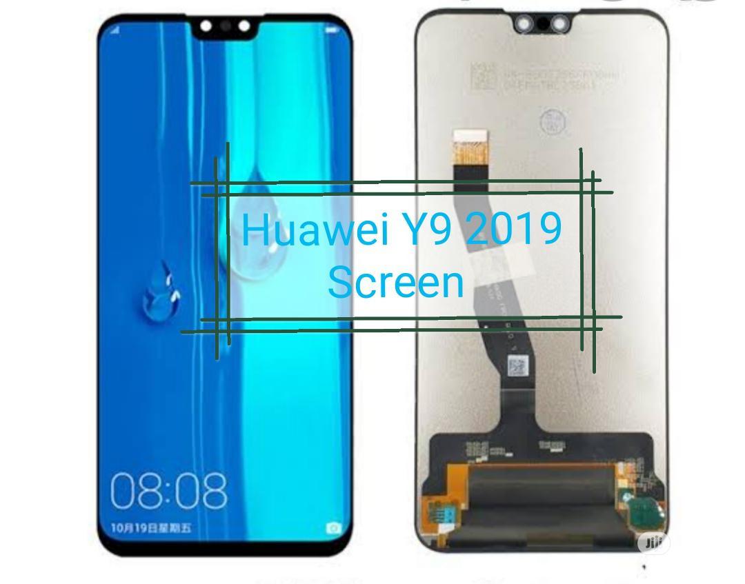 Huawei Y9 2019 Screen