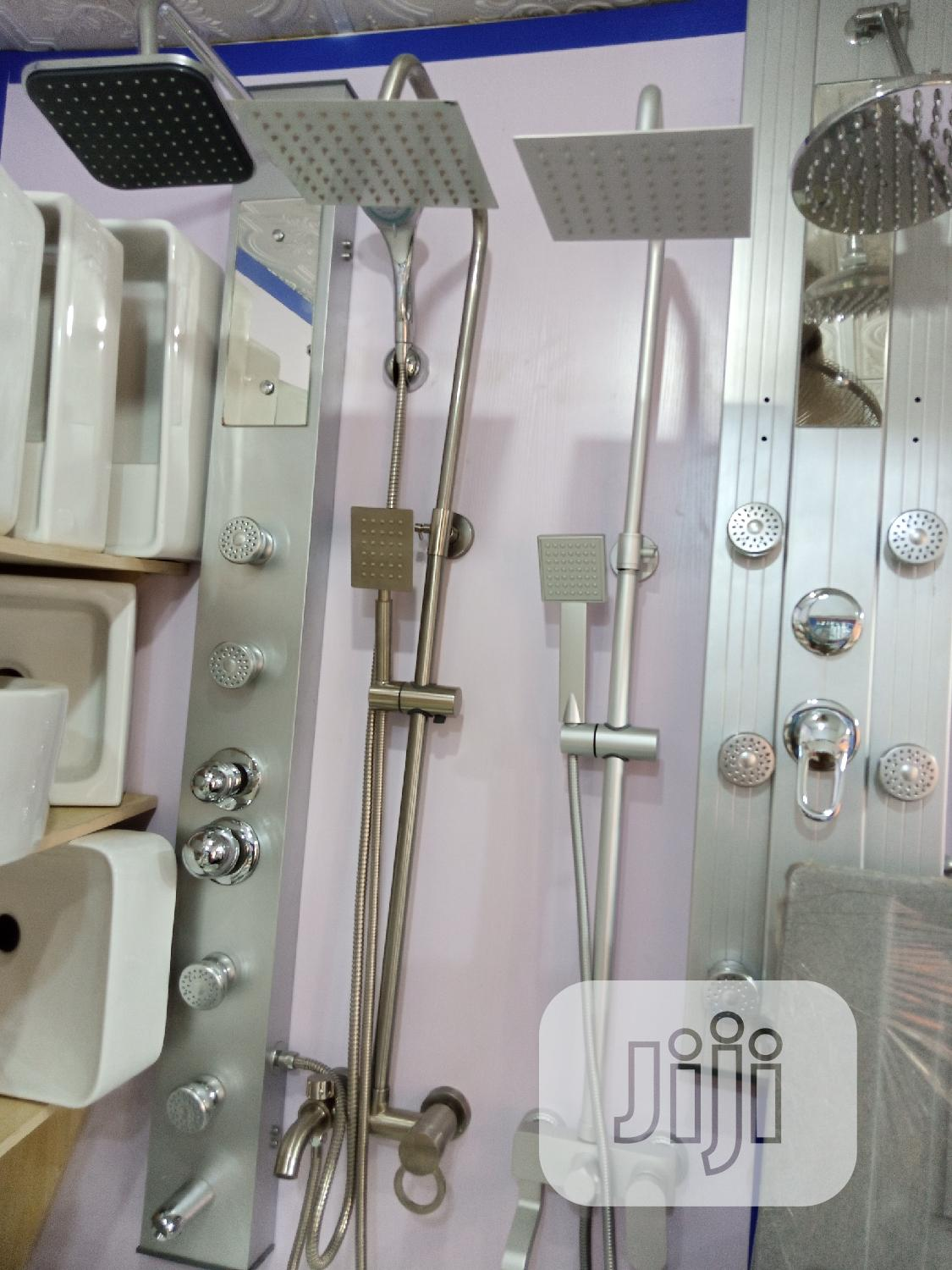 Antirust Standing Shower | Plumbing & Water Supply for sale in Orile, Lagos State, Nigeria