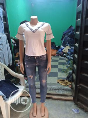 Akube Jeans And Top | Clothing for sale in Lagos State, Ikorodu