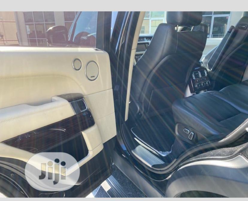 Archive: Land Rover Range Rover Evoque 2013 Pure AWD 5-Door Black