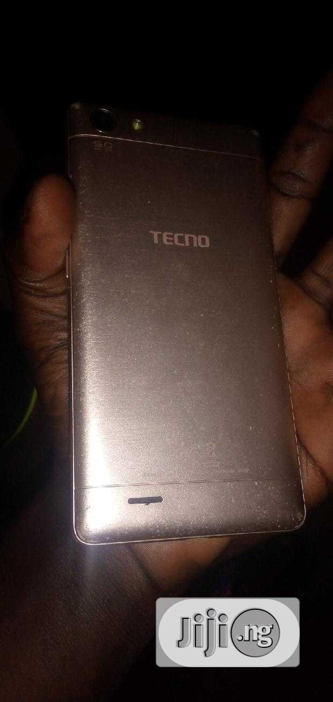 Tecno WX3 P 8 GB Gold