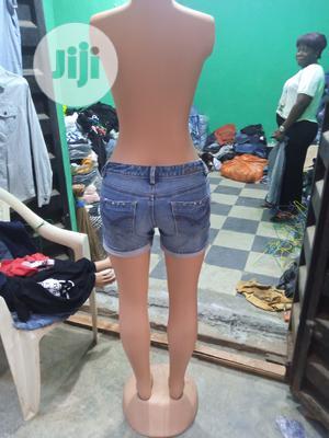 Akube Bum Short Jeans | Clothing for sale in Lagos State, Ikorodu