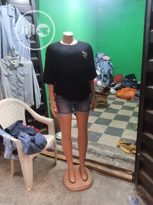 Akube Bum Short Jeans And Top | Clothing for sale in Lagos State, Ikorodu