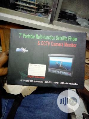 Satellite Finder/Cctv Camera Monitor   Security & Surveillance for sale in Lagos State, Ajah