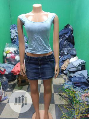 Akube Jeans Skirts and Top | Clothing for sale in Lagos State, Ikorodu