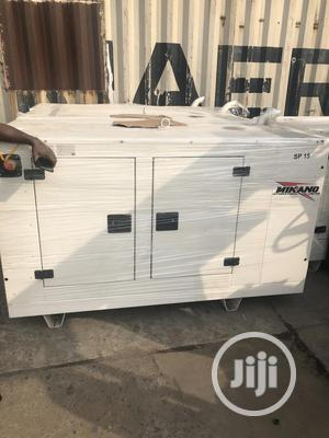 15kva Soundproof Generator Mikano   Electrical Equipment for sale in Lagos State, Gbagada