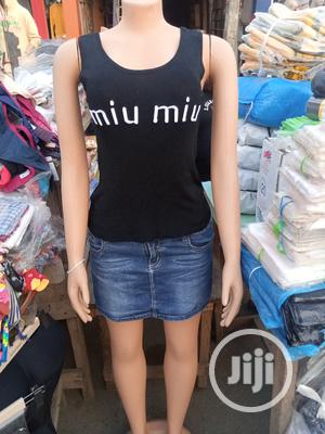 Akube Jeans Top | Clothing for sale in Lagos State, Ikorodu
