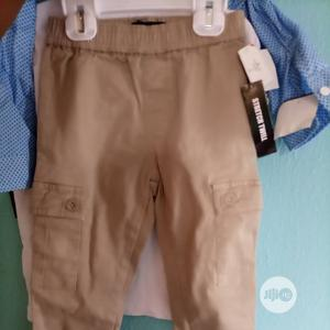 Boy's 3 Pieces Of Top, Shirt And Trouser | Children's Clothing for sale in Lagos State, Isolo
