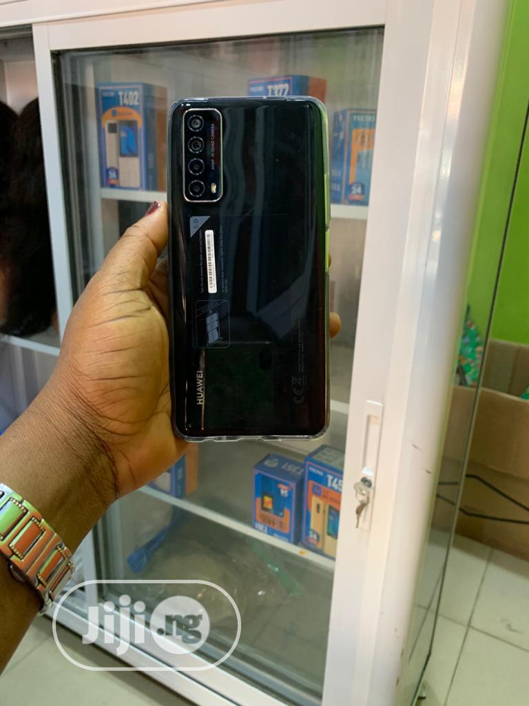 Huawei Y7a 128GB Black | Mobile Phones for sale in Abule Egba, Lagos State, Nigeria