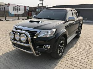 Toyota Hilux 2015 WORKMATE 4x4 Black | Cars for sale in Lagos State, Lekki