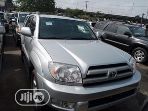 Toyota 4-Runner 2004 Limited Silver | Cars for sale in Lagos State, Apapa