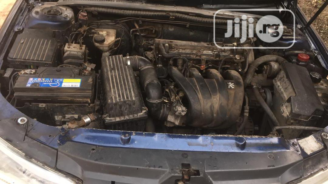 Peugeot 406 2004 2.0 HDi ST Blue | Cars for sale in Kano Municipal, Kano State, Nigeria