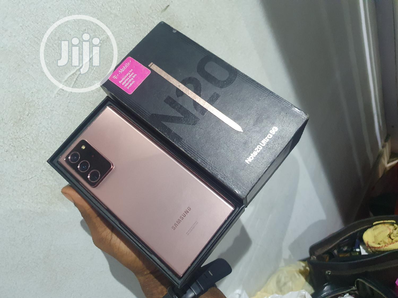 New Samsung Galaxy Note 20 Ultra 5G 128GB Pink